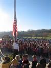 Veterans Day Celebrated at Dawson-Bryant Elementary image