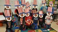 Mrs. Corvin's class - Election Day image