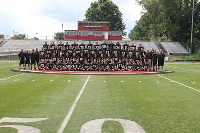 2014 High School Football Team