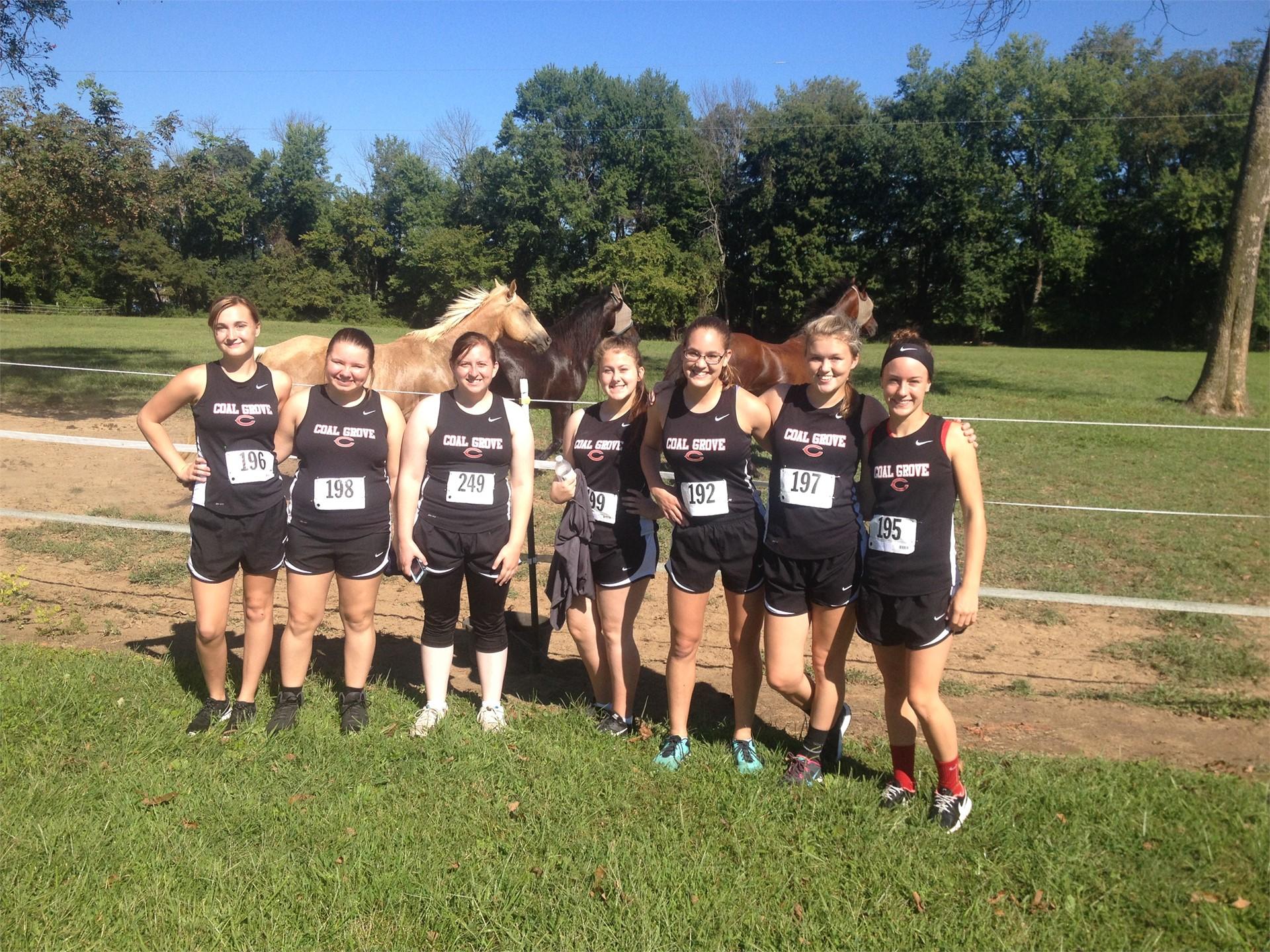 High School Cross Country 2016